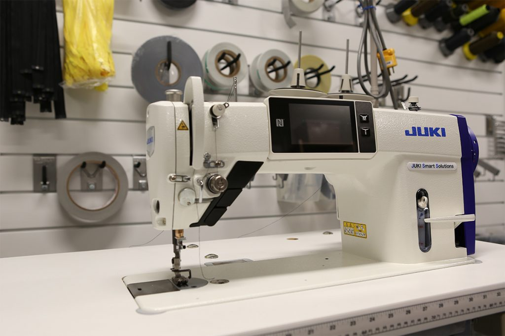 Renewt-technical-clothes-restoration-vancouver-juki-sewing-machine-DDL9000-CFSH