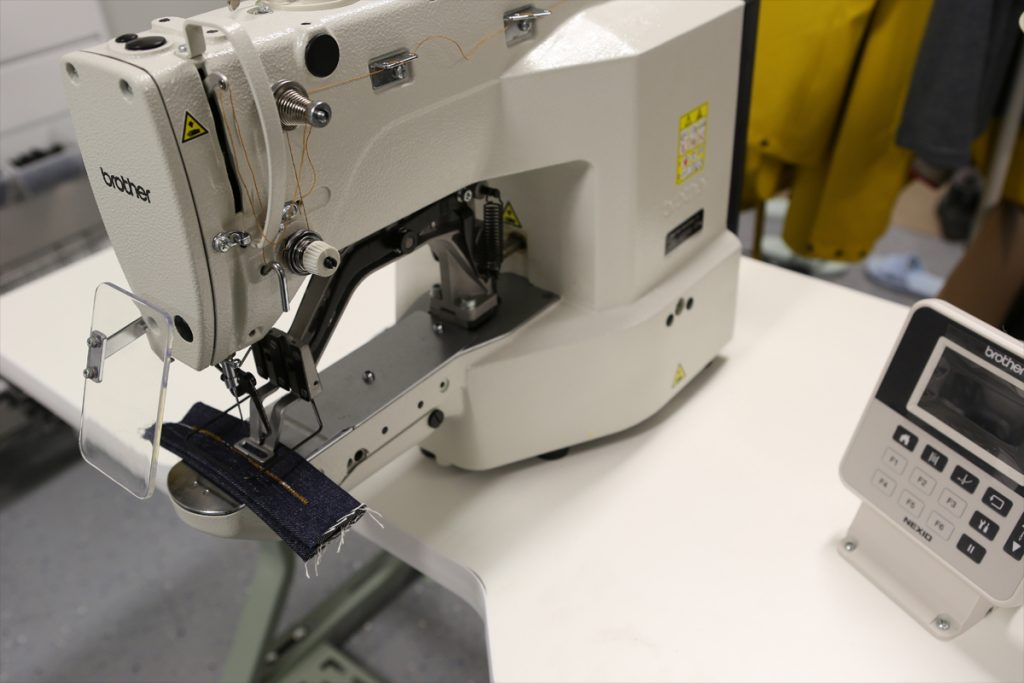 Renewt-technical-repair-vancouver-Brother bartack machine KE430HX-03